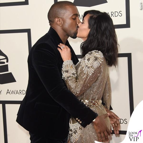 Grammy-Awards-Kanye-West-Kim-Kardashian-abito-Jean-Paul-Gaultier-sandali-Tom-Ford-5