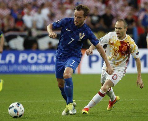 Croazia vs Spagna