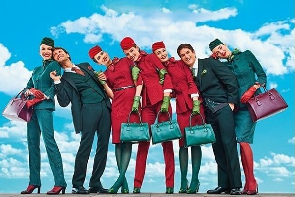 Rossella Brescia sogna di indossare la nuova divisa Alitalia: ecco la sorpresa