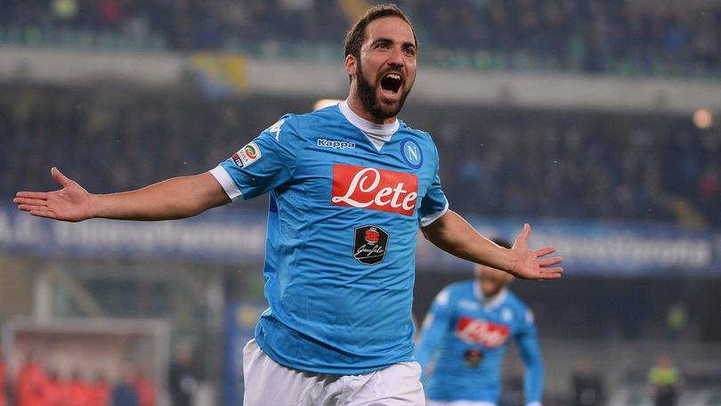Soccer: serie A, Chievo Verona-Napoli