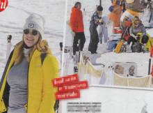 Vanessa-Incontrada-sulla-neve-con-la-famiglia-allargata